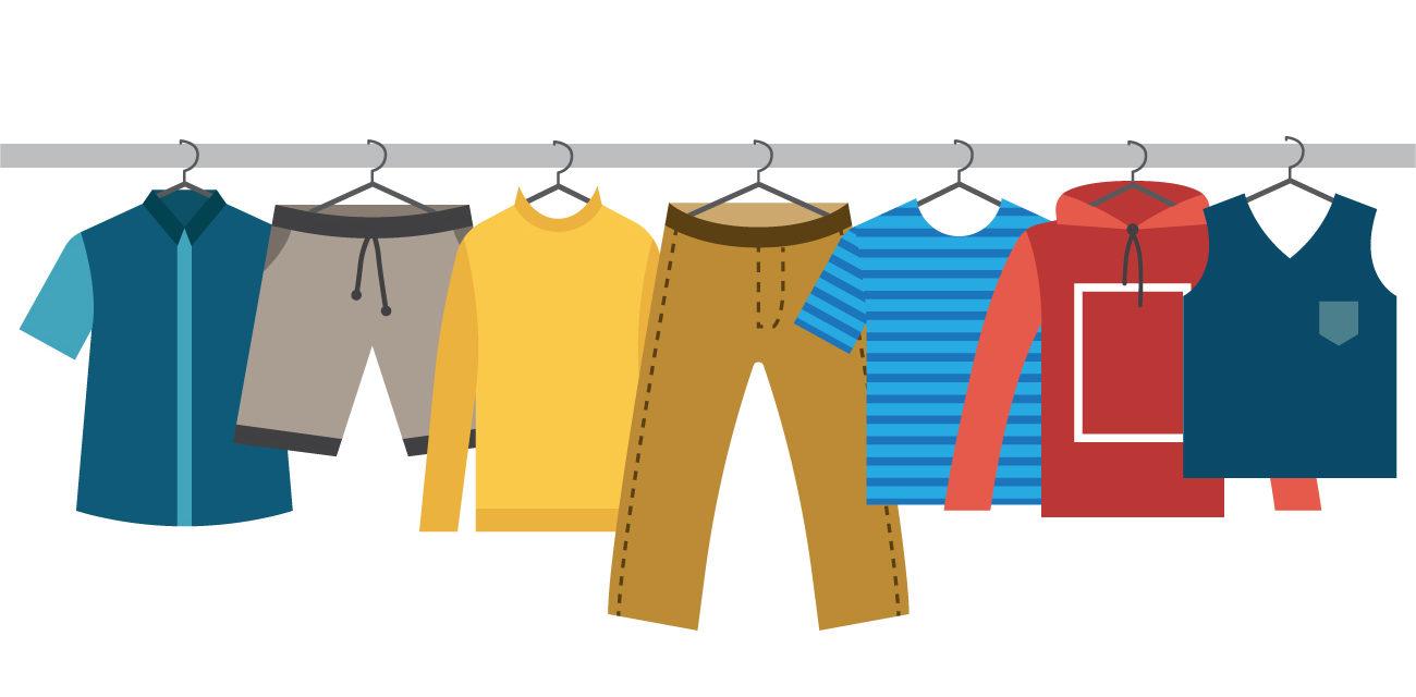 Cappelle sul Tavo: Ritiro indumenti usati